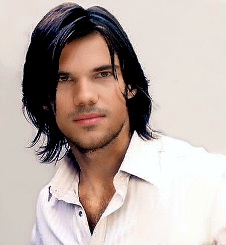 Taylor Lautner پیپر وال probably containing a portrait called Taylor Lautner
