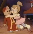 That was scary! - alvin-and-brittany screencap