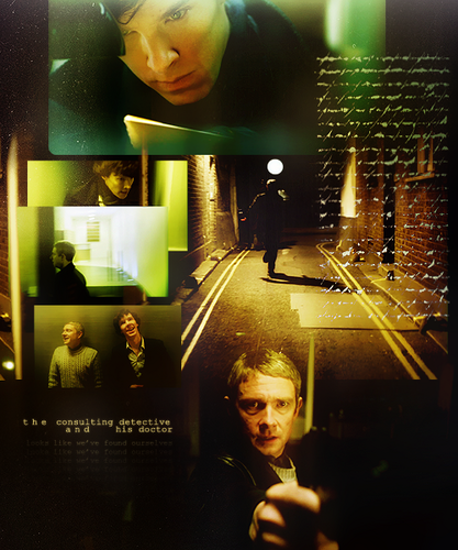 The Consulting Detective and His Doctor