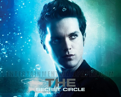 The Secret Circle (TV Show) wallpaper with a portrait titled The Secret Circle