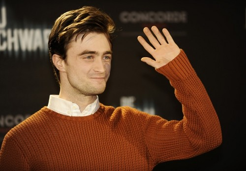 The Woman In Black photocall - Munich, Germany (Jan 20th,2012)