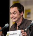 The awesome creepy smile. - jim-parsons photo