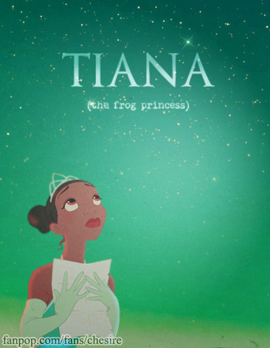 Tiana (The Frog Princess)