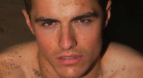 Dave Franco वॉलपेपर containing a hot tub titled Tyler Shields