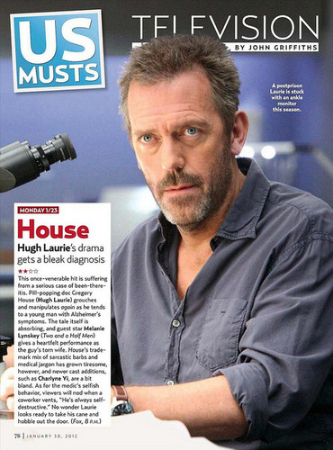 US WEEKLY -HUGH/HOUSE