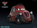 Umcle Topolino - disney-pixar-cars-2 wallpaper