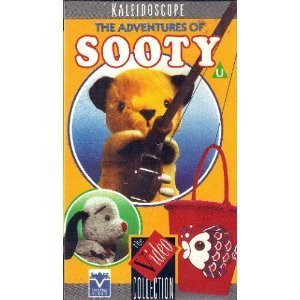Vintage Kids VHS: The Adventures of Sooty (1986)