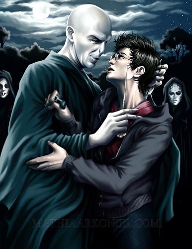 Voldemort - Harry