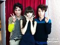 W Live KAI & Lu Han & Girls' Generation Yoona - exo-m photo