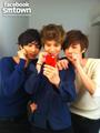 W Live KAI &amp; Se Hun &amp; SHINee's Taemin - exo-k photo
