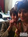 W Live Se Hun &amp; SHINee's Taemin - exo-m photo