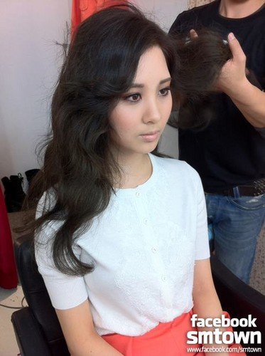 W Live Seohyun