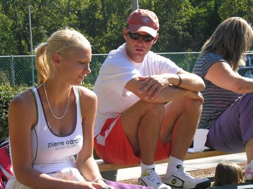 Vojislava Lukić in Coach Knows Best