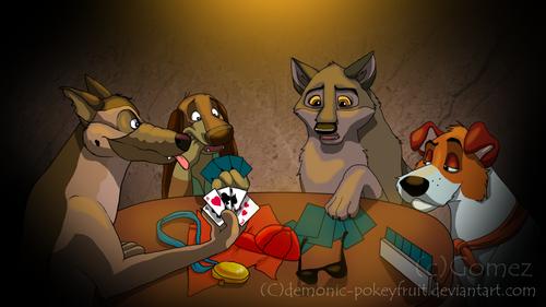 Wanna play poker!