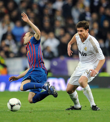 Xabi Alonso images Xabi Alonso (Real Madrid vs Bacelona- Copa Del Ray) wallpaper and background photos