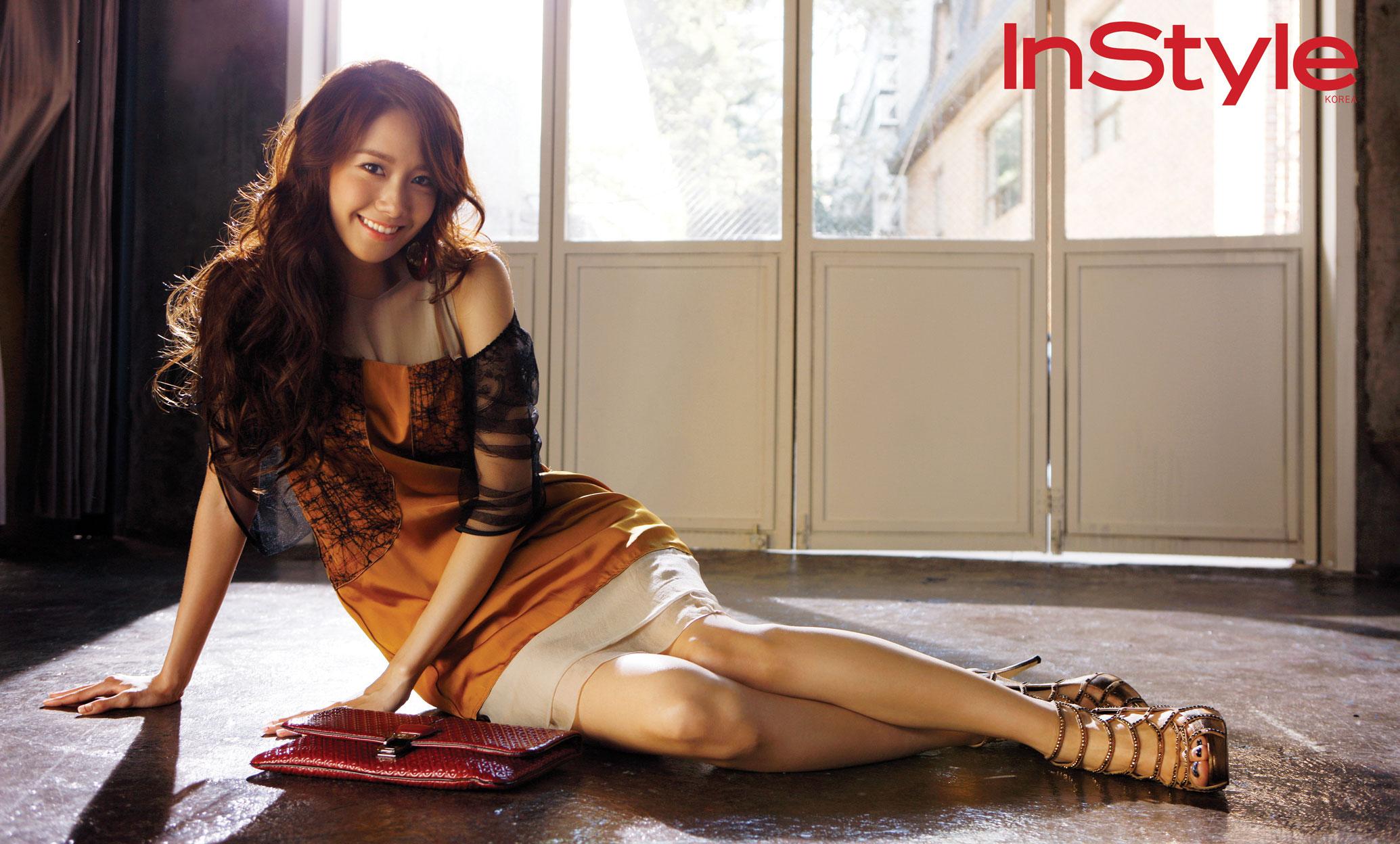 Yoona Instyle Girls 39 Generation Seo Yuyul Photo 28460136 Fanpop