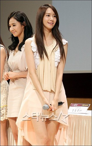 Yoona @ LG Cinema 3D Smart TV Press Conference