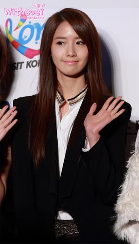 Yoona @ Seoul musique Awards