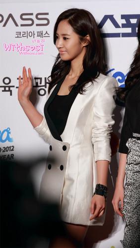 Yuri @ Seoul সঙ্গীত Awards