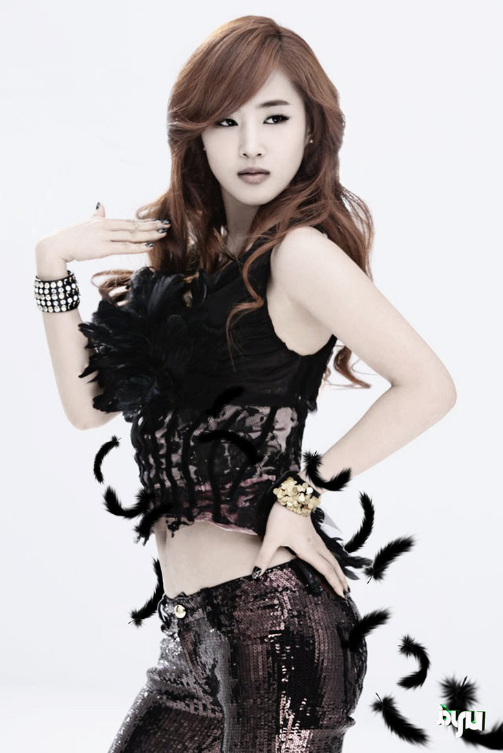 Yuri The Black Swan Girls Generation Snsd Photo