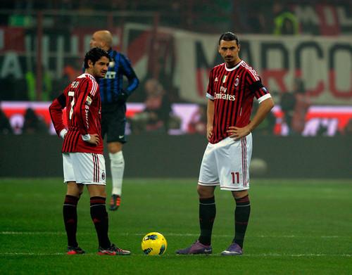 Z. Ibrahimovic (AC Milan - Inter)