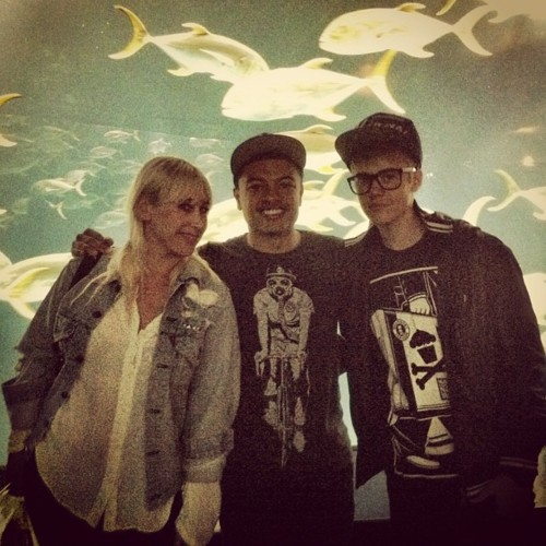 alfredo flores, justin bieber, vanessa Price, the aquarium