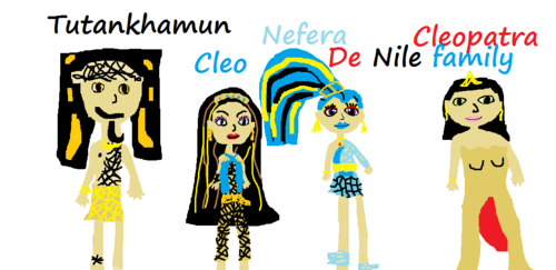 de nile family