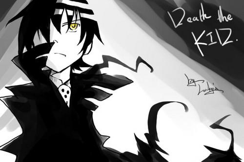 death the kid <3<3