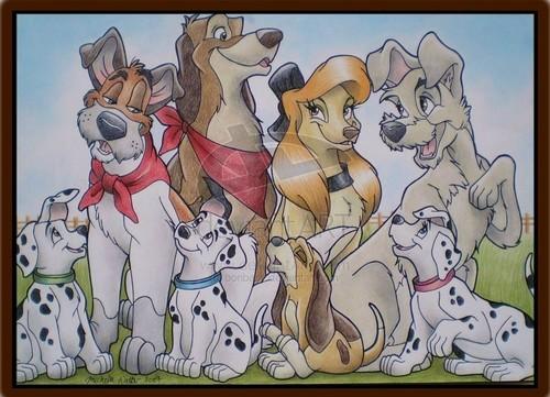 disneys dogs!!!!