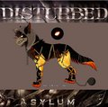 disturbed asylum *one of my disturbed drawings* - metalwolf-pack fan art