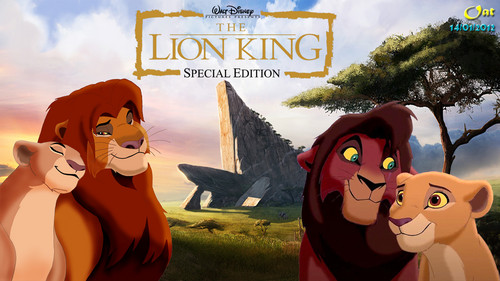 The Lion King 壁紙 HD