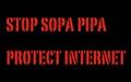 stop SOPA PIPA!