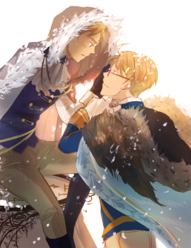 Yaoi wallpaper called usuk