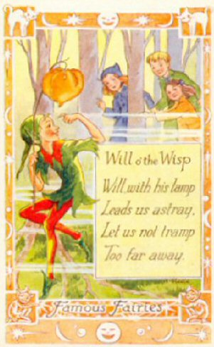 will o the wisp