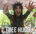 <3CCs Giving Out Free Hugs<3