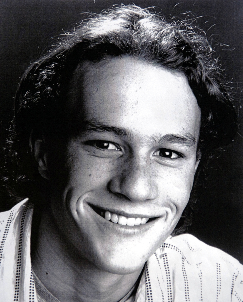 Heath heath ledger