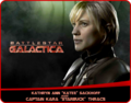 «Kathryn Ann &quot;Katee&quot; Sackhoff» alias «Captain Kara  &quot;Starbuck&quot;  Thrace» - battlestar-galactica photo