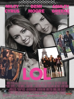LOL: Laughing Out Loud (2012) > Poster