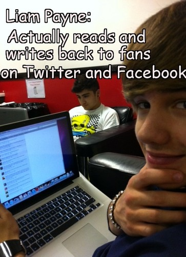 ♥Liam's Facts♥