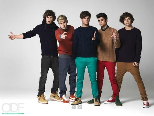 ★One Direction Photoshoots★