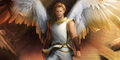 """Supernatural"" angels - Gabriel - love-angels fan art"