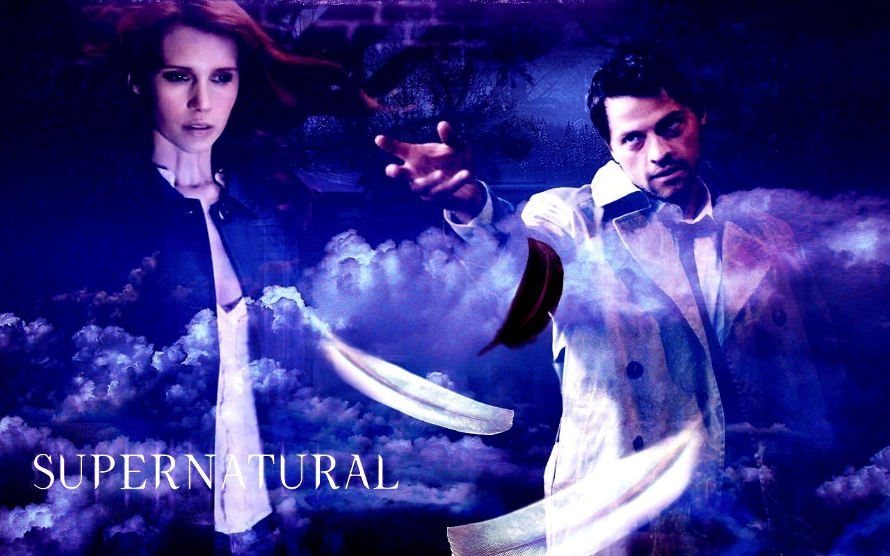 """Supernatural"" angels"