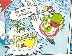 Yoshi Comic