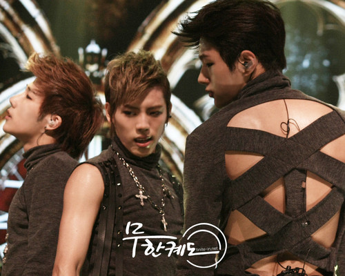 110929 MCD Paradise - dongwoo-infinite Photo