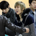 111108 Gimpo Int'l Airport - dongwoo-infinite photo