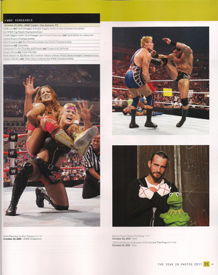 2011 taon in pictures-CM PUNK