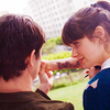 500 Days of Summer foto possibly with a portrait called 500 DAYS