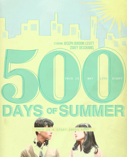 500 DAYS - 500 Days of Summer Fan Art (28588212) - Fanpop