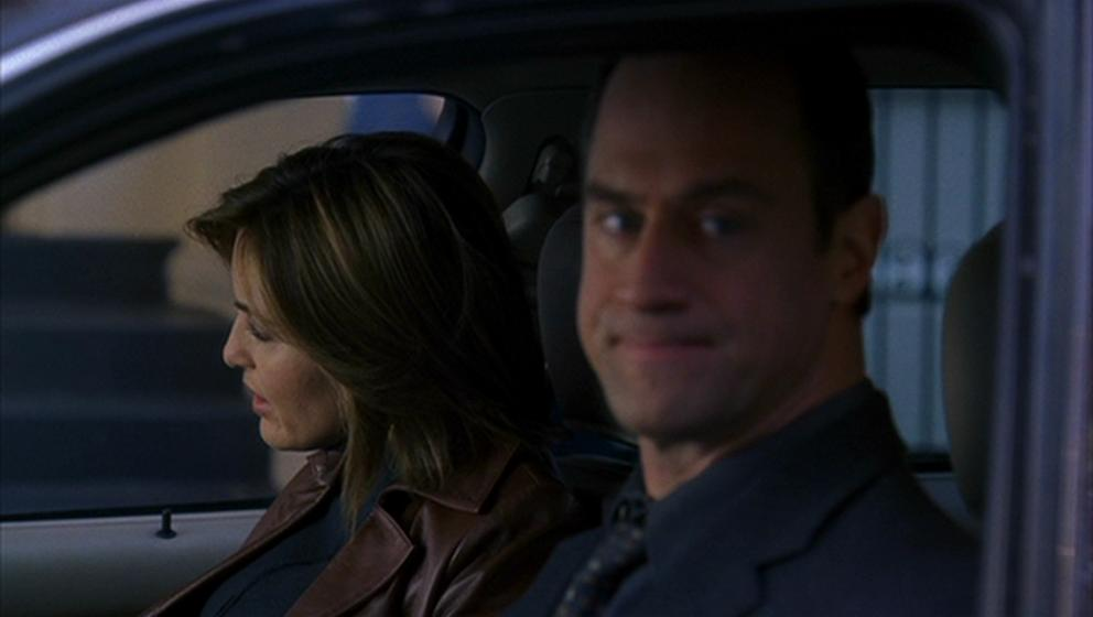 Did elliot stabler and olivia benson ever hook up