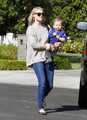 Ali Larter Leaves Mommy And Me Class With Theodore (January 18) - ali-larter photo